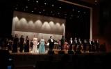오케스트라와 서예 최초 협연 - 서예…